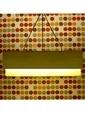Crea Lighting Doubleshade Salon Sarkıt 70cm-3 Ampul Yeşil